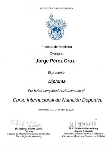 Diploma ITESM